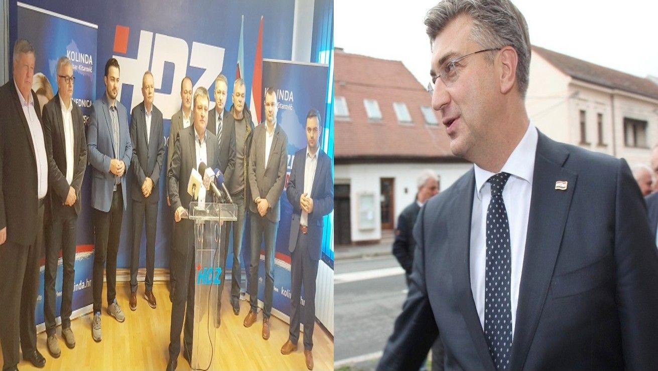 Premijer i predsjednik HDZ-a Andrej Plenković : Ne osjećam se odgovornim za izborni poraz - mi smo dali sto postotnu podršku!