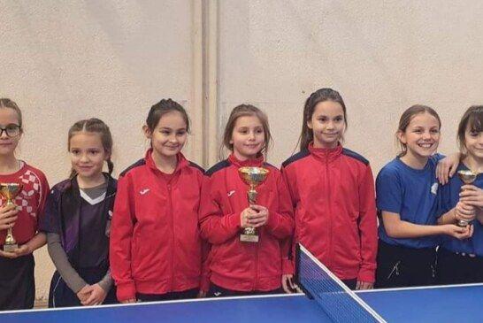 Stolnoteniski klub Bjelovar ima pojačanje u prvim redovima: Stasali novi klinci, spremni za natjecanje