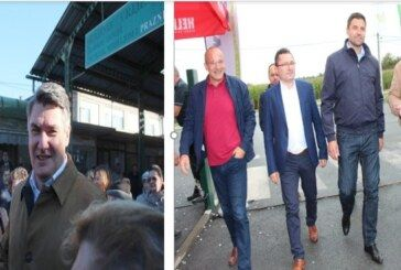 Rezultati sve govore: Zoran Milanović novi predsjednik Hrvatske!