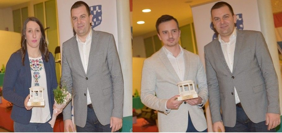 (FOTO) GRAD BJELOVAR: Proglašeni najbolji sportaši, sportašice, sportske ekipe i djelatnici u 2019. - bjelovar.info