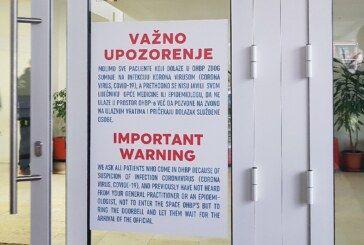 Bjelovarska bolnica spremna za prihvat pacijenata s koronavirusom: Građanima je poručeno da nema razloga za paniku