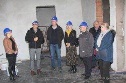 Veliko Trojstvo: Župan Bajs obišao radove na izgradnji vrtića, jaslica i dogradnji osnovne škole vrijedne 14 milijuna kuna