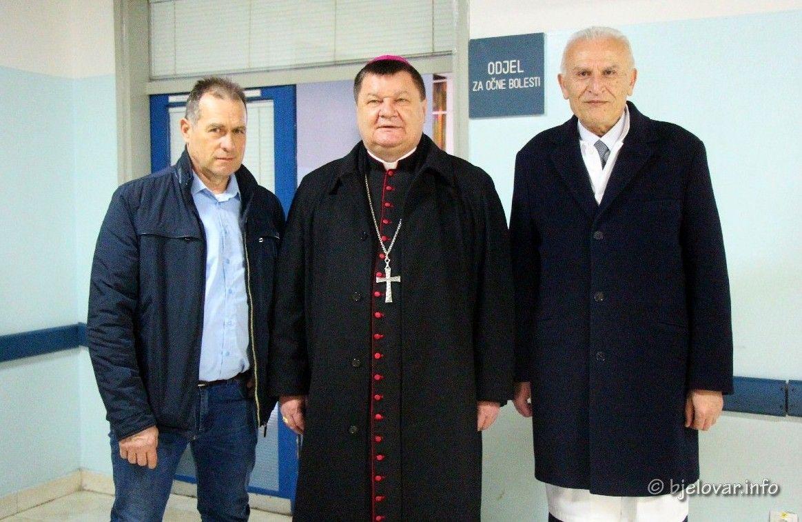 Opća bolnica Bjelovar - Obilježen Svjetski dan bolesnika s porukom: Dan medicinske struke i brige o pacijentima!