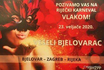 Veseli Bjelovarac i ove godine putuje na Riječki karneval:  IDEMO U RIJEKU!