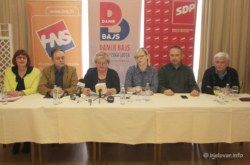 Oporbeni vijećnici Damir Bajs NL, SDP i HNS poručili gradonačelniku Hrebaku da se ne bavi geološkim bušenjem već da se raspita kako toplice nastaju