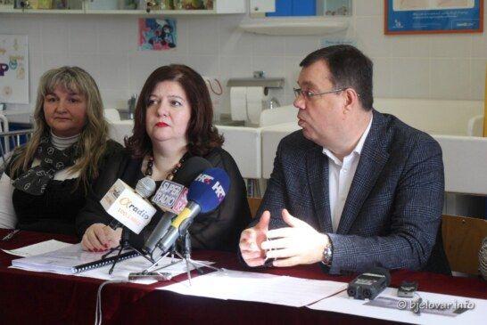 USKORO KREĆE REALIZACIJA VELIKOG PROJEKTA u Medicinskoj školi Bjelovar:  Riječ je o projektu vrijednom više od 30 milijuna kuna