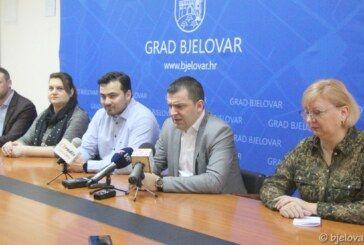 Gradonačelnik Hrebak s koalicijskim partnerima: Ispunjeno sve što je obećano u izbornom programu – želimo više i radimo na tome