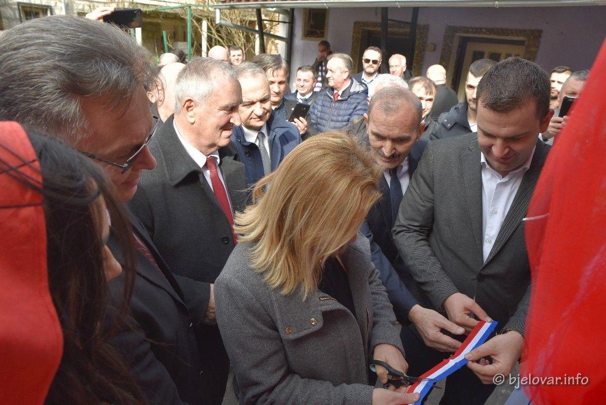 (FOTO) Bjelovar - Svečano otvoren prostor Kulturnog centra Zajednice Albanaca - Dugogodišnji san albanske nacionalne manjine s ovih prostora
