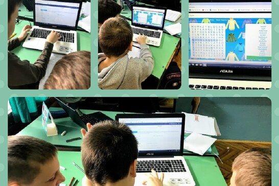 Učenici IV. osnovne škole Bjelovar sa školama iz 14 zemalja sudjelovat će u međunarodnom projektu eTwinning – English is a Piece of Cake