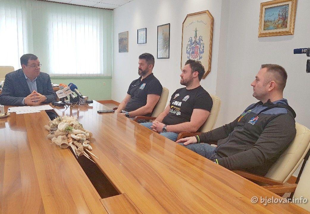 Podrška Županije bjelovarskoj ekipi ARGO: Jedna od aktivnosti je preveslavanje od Prevlake do Savudrije