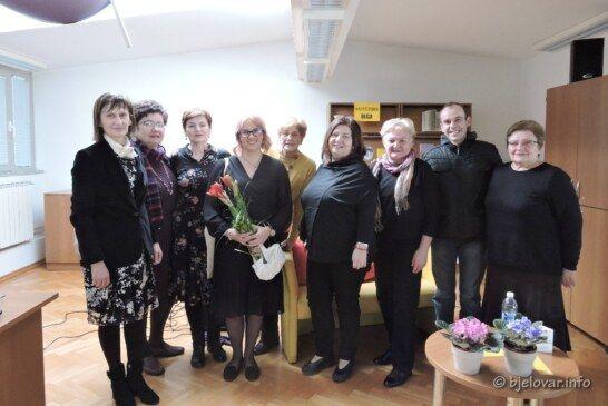 U povodu 60. obljetnice Medicinske škole Bjelovar održano predavanje profesorice Valentine Pavić – Tko se boji kemije još?
