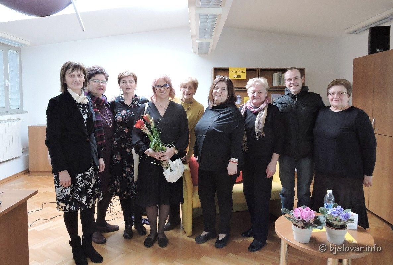 U povodu 60. obljetnice Medicinske škole Bjelovar održano predavanje profesorice Valentine Pavić - Tko se boji kemije još?