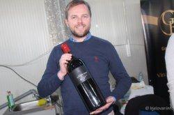 Goran Baćac ponajbolji mladi vinar iz Istre na IZLOŽBI VINA u Gudovcu