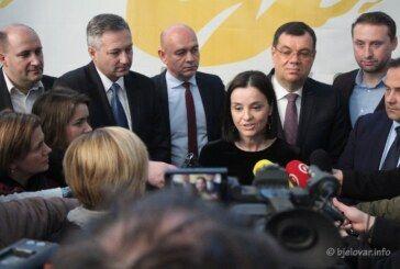 Ministrica Vučković otvorila Međunarodni pčelarski sajam u Gudovcu: Ministrica je govorila o sektoru pčelarstva i vinarstva