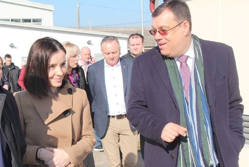 Župan Bajs na sajmu Gudovcu: Ključno je iskoristiti europska sredstva za ruralni razvoj - Pomoći i unaprijediti konkurentnost