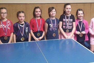 Stolnoteniski klub Bjelovar bio je domaćin turnira regije Zapadna Slavonija za klince, klinceze, kadete i kadetkinje