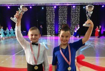"Bjelovarski plesni klub ŠPK ""H-8"" pravi je primjer kako se stvaraju državni prvaci: Borna i Petra državni prvaci"