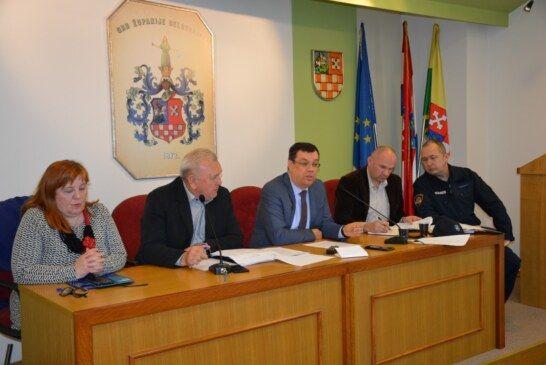 Održan sastanak Stožera civilne zaštite BBŽ-a: Tema koronavirus!