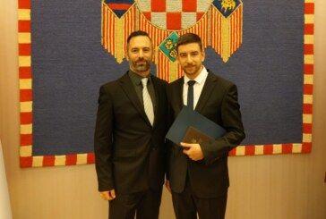 Predsjednica dodijelila odlikovanja i priznanja – među dobitnicima je i Bjelovarčanin Marin Sabolović