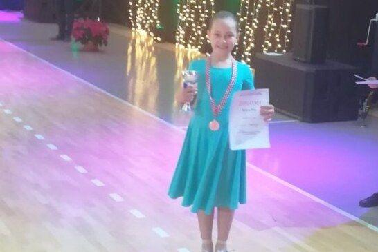 Upravo doznajemo: Bjelovarčanka RAMONA PEČAR državna prvakinja u standardnim plesovima