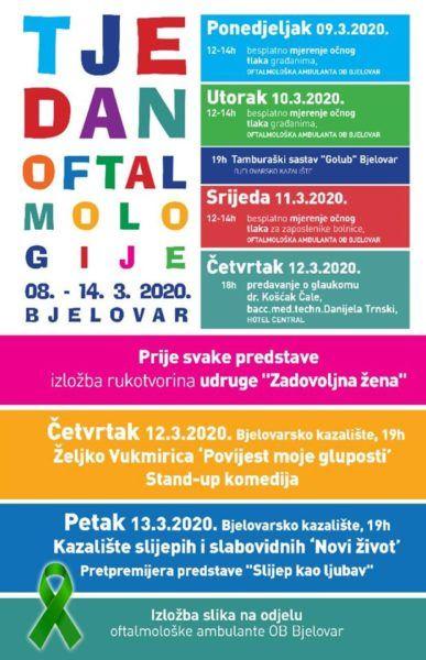 Tjedan oftalmologije 2020