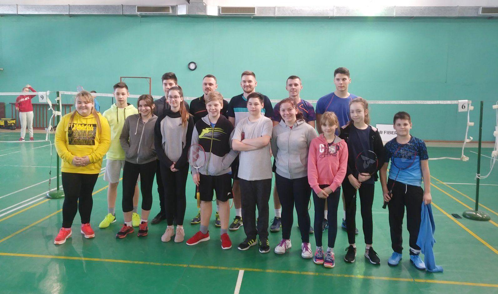 IZVRSNI REZULTATI za Badminton klub Bjelovar u drugom kolu Zagrebačke badmintonske lige