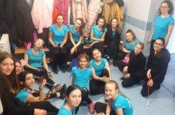 Bjelovarske mažoretkinje pripremaju se za Državno prvenstvo