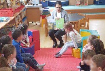 Povodom Svjetskog dana čitanja naglas organizirane radionice za djecu predškolske dobi