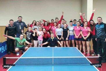Stolnoteniski klub Bjelovar odigrao meč protiv snažne Mladosti