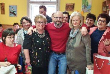 VALENTINOVO: Žene udruga Srce Bilogora i Babotoka družile se s korisnicima Udruge OSIT