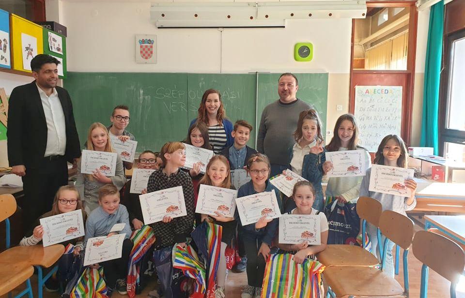 Četvrta osnovna škola Bjelovar