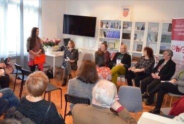 (FOTO) Bjelovarski ogranak HPKZ-a za Dan žena okupio svoje autorice: žEnergija na jednom mjestu