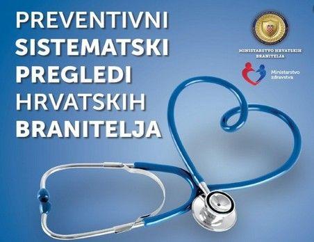 [VAŽNO] SISTEMATSKI PREGLEDI ZA BRANITELJE s područja BBŽ-a - JAVITE SE! - bjelovar.info