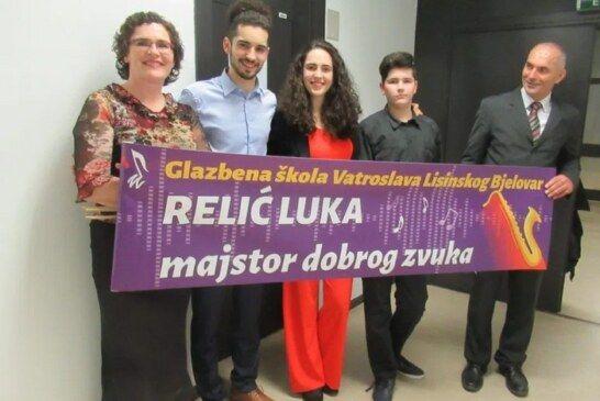 Bjelovarčanin Luka Relić nastupio u finalu nacionalnog izbora za EUROVIZIJU mladih glazbenika 2020.