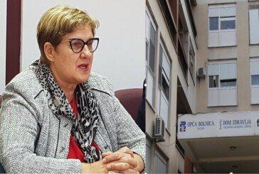 Ravnateljica Doma zdravlja BBŽ Ljubica Čaić: Uveden je sistem trijaže – Pacijenti se procjenjuju prema hitnosti