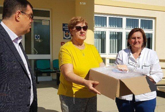 200 zaštitnih maski uručeno Domu zdravlja BBŽ – Župan poručuje: Maske će biti uručene svim našim zdravstvenim ustanovama