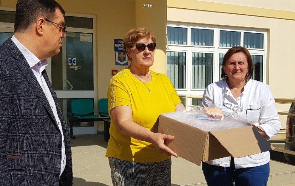 200 zaštitnih maski uručeno Domu zdravlja BBŽ - Župan poručuje: Maske će biti uručene svim našim zdravstvenim ustanovama