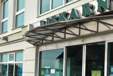 Bjelovar: Obavijest za građane prije ulaska u ljekarne