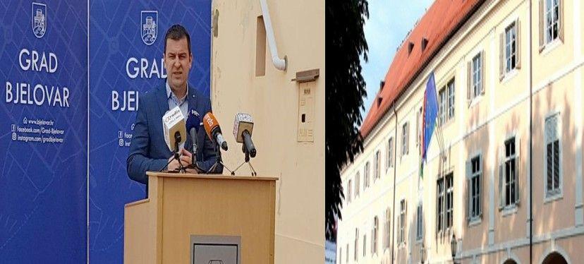 SVE DETALJNE INFORMACIJE s konferencije Grada Bjelovara: Paket mjera za pomoć gospodarstvu i građanima - vrijedan 8 milijuna kuna