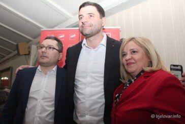 (FOTO) Davor Bernardić u Bjelovaru o PROGRAMU SDP-a za Parlamentarne izbore 2020.