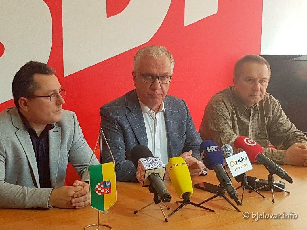 Bjelovarski SDP postao djelitelj savjeta: Brinu za građane, OPG-e? Blago nama!