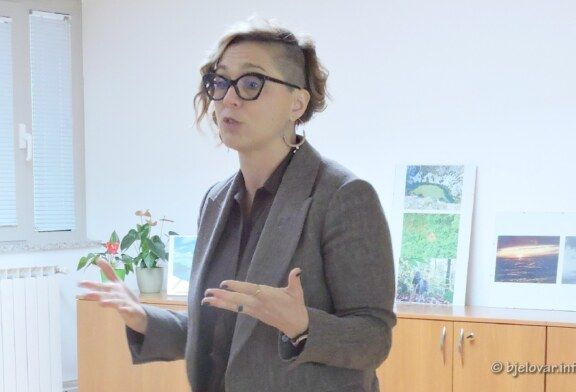 PRAVILNA PREHRANA: Poznata nutricionistica Alma Bunić u Medicinskoj školi Bjelovar