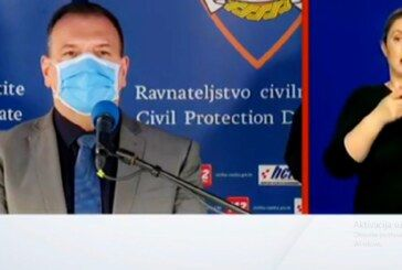 RASTE BROJKA ZARAŽENIH – U Hrvatskoj 315 – 61 više u odnosu na jučer