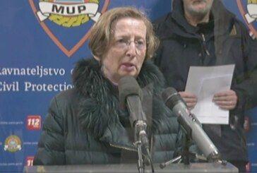 Mole se starije osobe da ne izlaze vani – 481 osoba oboljela – 39 novih bolesnika – 14 na respiratoru