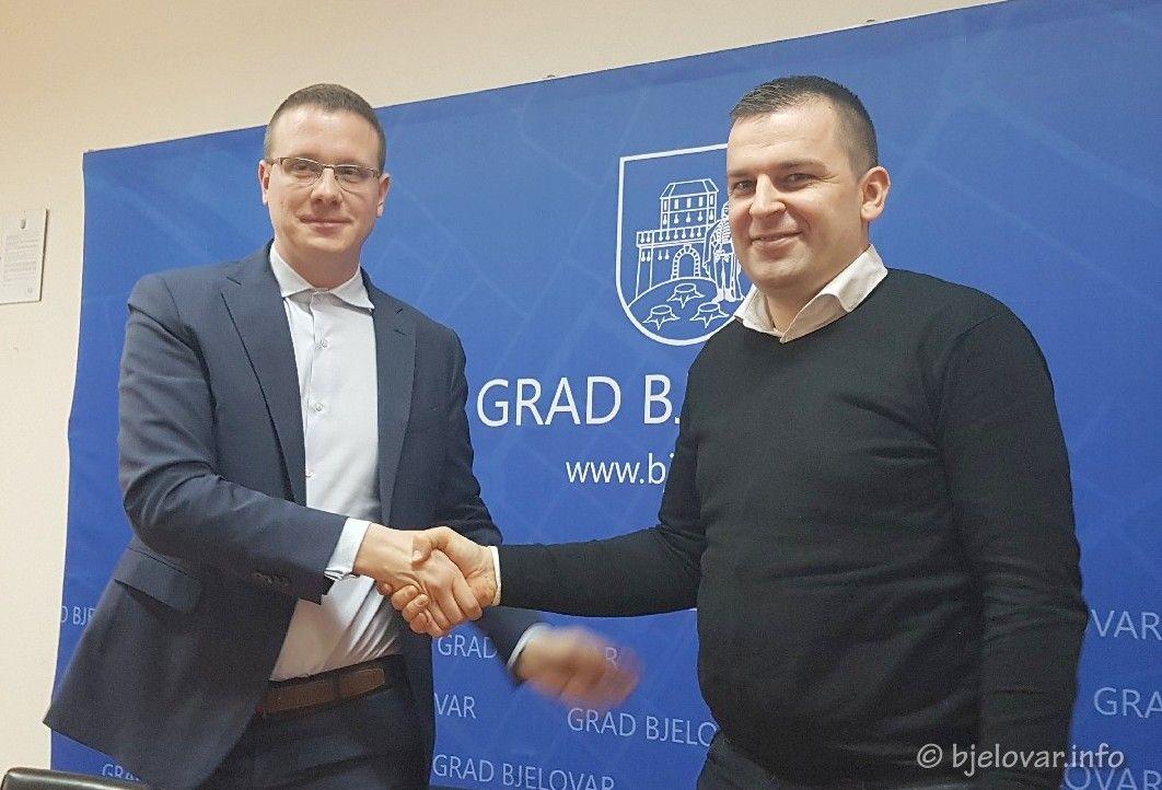 Grad Bjelovar uvodi potpunu digitalizaciju pravdanja sredstava iz gradskoga proračuna u sportu