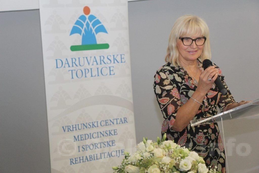 Bivša ravnateljica Daruvarskih toplica Mira Zakora: Ja sam prva i zadnja medijska žrtva koronavirusa