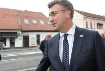 PREMIJER PLENKOVIĆ najavio za sljedeći tjedan paket mjera: Pomoć građanima i gospodarstvenicima
