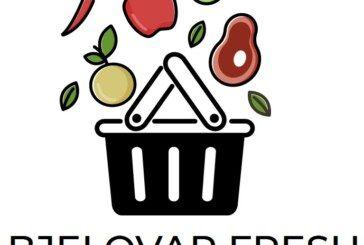 Bjelovar: Gradska tržnica s više od 130 poljoprivrednih proizvođača iz Bjelovara i okolice