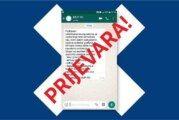 POLICIJA UPOZORAVA: Ne dajte osobne podatke preko mobilnih aplikacija