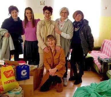 DAN ŽENA: Poklone i podršku ženama Sigurne kuće pružila i bjelovarska udruga POZITIVA